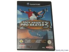 ## Tony Hawk's Pro Skater 3 (deutsch) Nintendo GameCube Spiel // GC - TOP ##