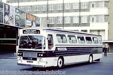 Western Scottish T2206 NAG112G Victoria coach station Photo Ref P801