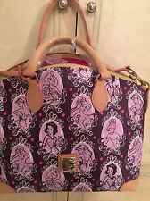 Disney Dooney & Bourke Marathon Princess Satchel NWT ~ Retired
