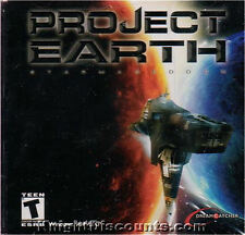 PROJECT EARTH Starmageddon Space Sim PC Game NEW Sealed