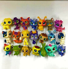 Random 30pcs Original LPS Littlest Pet Shop Figure Girl Baby Boy Gift MINI toy