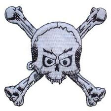 SKULL AND CROSS BONES PATCH (PM1283)
