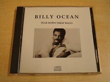 CD / BILLY OCEAN - TEAR DOWN THESE WALLS