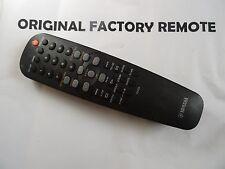 YAMAHA RC19237007/01 DVD PLAYER REMOTE CONTROL  DVC6660, DVC6660N, DVC6680