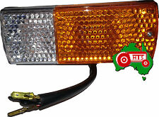 Tractor Side / Flasher Lamp Light Front of Mudguard Massey Ferguson LH & RH
