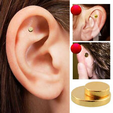 5pair Quit Smoking Stop Smoke Ear Magnet Cigarettes Magnetic Therapy Acupressure