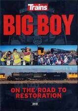 Big Boy on the Road to Restoration DVD Trains Magazine UP 4014 Cajon Cheyenne