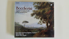 BOCCHERINI SONATA FOR KEY BOARD WITH STRING ACCOMPANIMEN NEW SIGILLATO SEALED CD