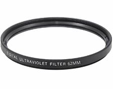 62mm High Definition UV Filter for Camera lens & Camcorder (See listed models)