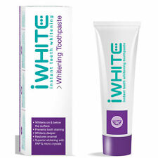 iWhite Instant teeth Whitening 75ml Toothpaste