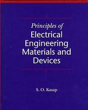 Principles of Electrical Engineering Materials and Devices