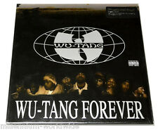 "NEW & SEALED - WU-TANG CLAN - FOREVER - 4X 12"" VINYL LP SET - 180 GRAM"
