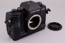[EXC++++] Contax RTS III 35mm SLR Film Camera Body from Japan #513