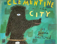Poodle Children's book: Clementine in the City