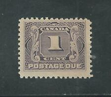 CANADA # J1 Thick Paper Variety, MNH POSTAGE DUE, Thick Paper  (3185)