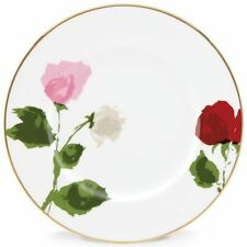 Kate Spade Rose Park Accent Plate, Set of 4