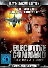 Executive Command Uncut & HD-Remastered(Platinum Cult Edition) Michael Dudikoff