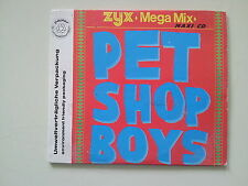 Pet Shop Boys - ZYX Mega Mix Maxi CD