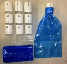 Maple Syrup PVC Starter Set - Maple Sap Sak Bags, Taps, and Holders