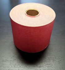 3M Red Sandpaper 220 Grit Continuous Roll stick it for longboard and block