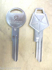 Old-Vintage-Chrysler-Plymouth-Dodge-Mopar-Muscle-Car-+-Keys-Made-by-code-number