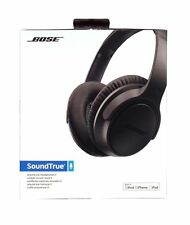 Bose SoundTrue II Over-Ear Headphones w/Mic For Apple Devices Black 741648-0010
