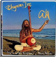 Bhagavan Das (Kermit Michael Riggs) - Ah - New 1978 Indian Chant LP Record!