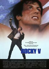 ROCKY A3 REPOSITIONAL FABRIC POSTER