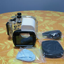 (BRAND NEW) Canon Powershot G1X 40M Waterproof Underwater Housing