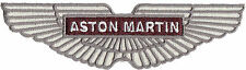 Aston Martin embroidered patch