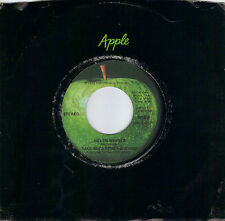 PAUL McCARTNEY Helen Wheels /Country Dreamer original 45 on APPLE label  BEATLES