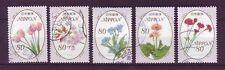˳˳ ҉ ˳˳R827 Japan Prefectural Used Seasonal Flowers Series 5 2013 complete set