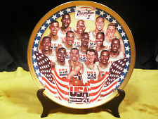 Dream Team II 1994 Basketball Gold Ltd Ed Signature Plate Sport Impression