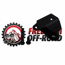 """Front Track Bar Drop Bracket For 2-4"""" Lift Kit for 1984-2001 Jeep Cherokee XJ"""
