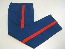 Womens US USMC Dress Blue Red Pants Trousers Small S R Regular Marines Corps EUC