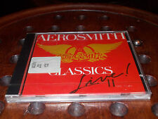 Aerosmith Classic Live 2 II   Cd ..... New