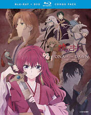 Yona of the Dawn: Part One (Blu-ray/DVD, 2016, 4-Disc Set)