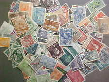 144  DIFFERENT PORTUGAL (MOSTLY OLDER)  STAMP COLLECTION - LOT