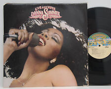 Donna summer Live and More Dolp personnage Cover NM # B