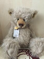 Charlie Bears 2010 Year Bear *Limited Edition*, Plus bag