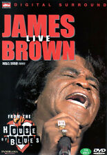 James Brown Live at the House of Blues L.A. DVD - Sex Machine I feel Good (NEW)