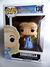 FUNKO POP! Figurine pop Neuf boite n° 138 DISNEY CENDRILLON