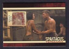SPARTACUS VENGEANCE COSTUME / RELIC MIRA'S MAPS