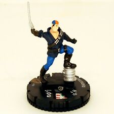 HEROCLIX DC THE FLASH - #058 Deathstroke *Super Rare*