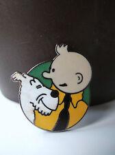 Pin's Tintin  Corner   N° 205 Version orange  Tim Kuifje ETAT NEUF