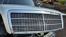 Mercedes W202 C36 AMG ORIGINAL RADIATOR HOOD GRILL GRILLE CHROME PANEL LOOK