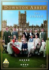 DOWNTON ABBEY The Finale DVD 2015 Christmas Special season 6's Special R4