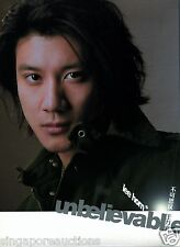 2003 LEEHOM WANG 王力宏 - UNBELIEVABLE 不可思议 CD ALBUM