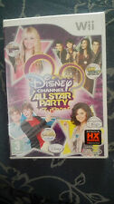 DISNEY CHANNEL ALL STAR PARTY WII  ITA NUOVO SIGILLATO