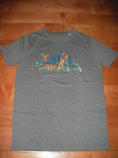 T shirt TAME IMPALA Backwards Font Official Merch 2013 heathergrey Small Size S